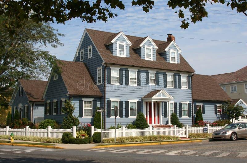 Il capo può stazione turistica del New Jersey S.U.A. fotografia stock libera da diritti