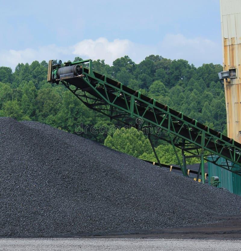 Il carbone Tipple fotografie stock