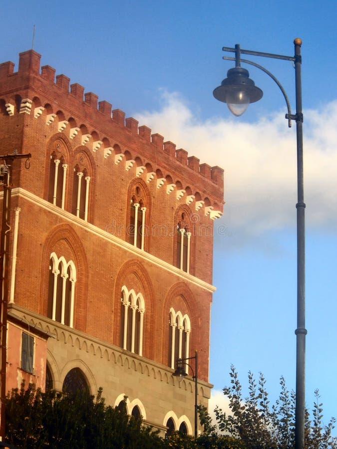 Il castello fotografia stock libera da diritti