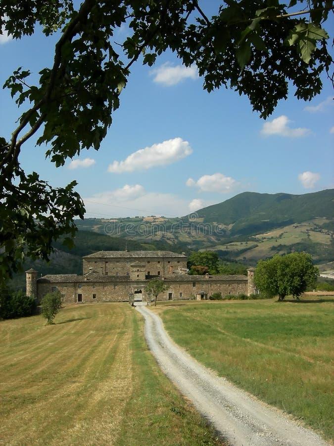 Il castello di Golaso fotografie stock