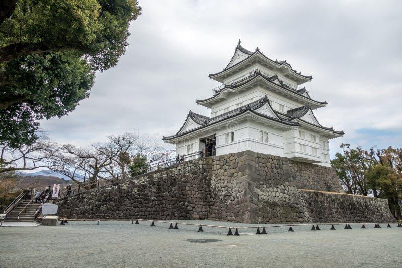 Il castello di Odawara fotografia stock