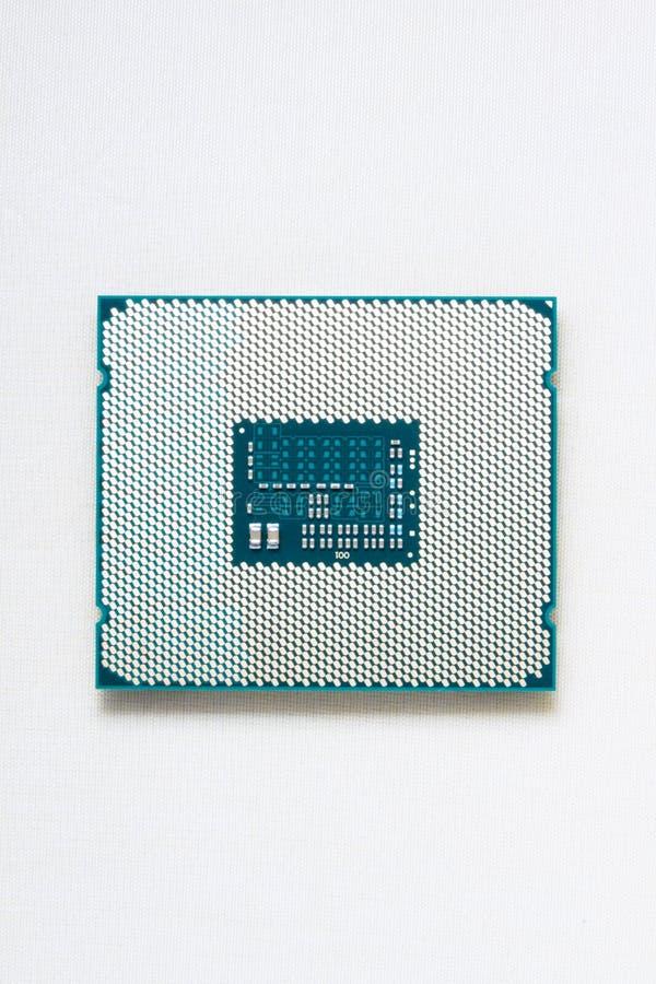 Il centro del CPU immagini stock libere da diritti