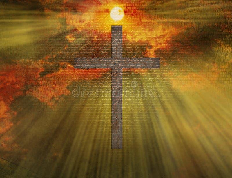 Il Christ illustrazione vettoriale