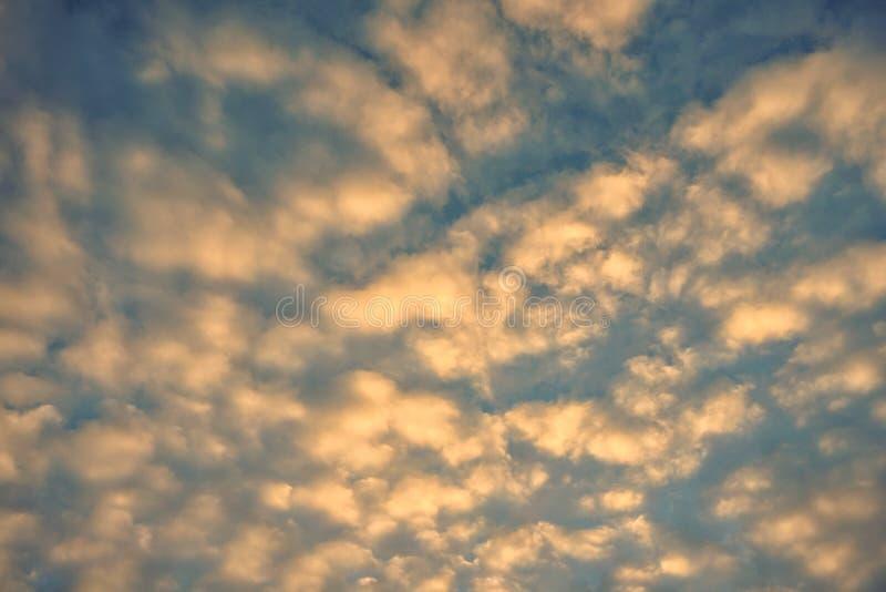Il cielo fotografie stock libere da diritti