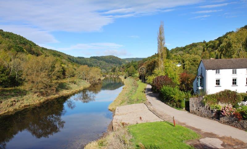 Il collegamento a stella del fiume nel Regno Unito fotografie stock libere da diritti