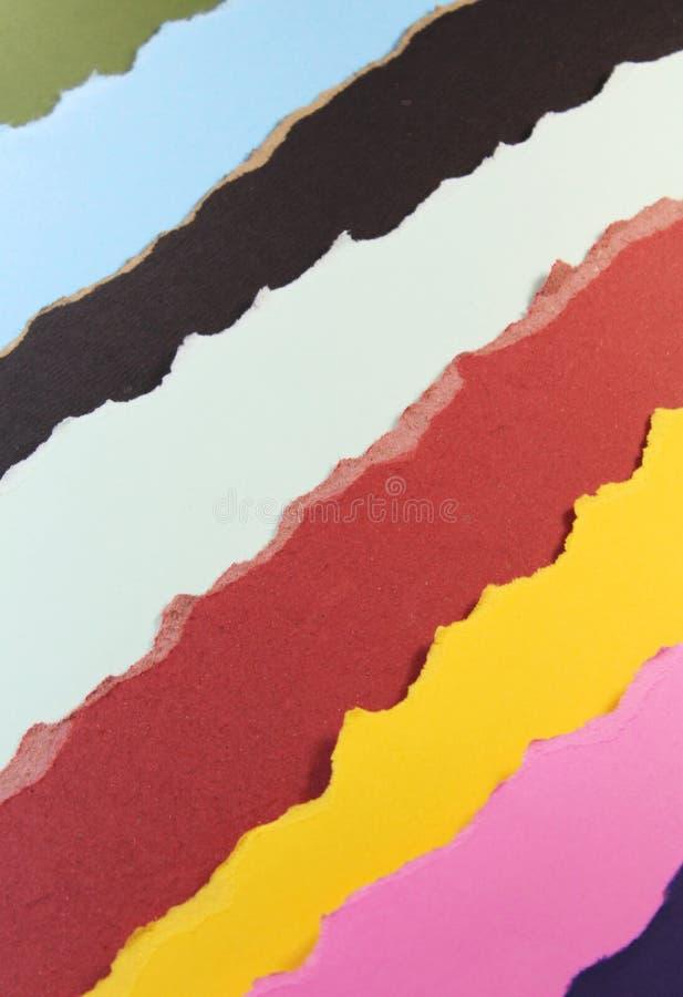 Il colore incarta il fondo fotografia stock libera da diritti