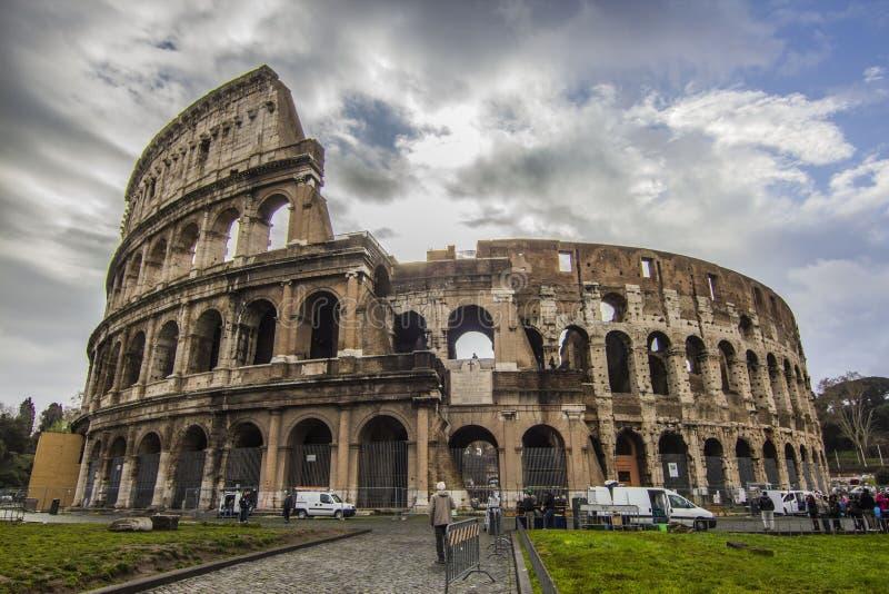 IL Colosseo fotografía de archivo libre de regalías