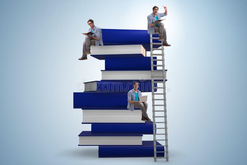 Download Il Concetto Di Istruzione Con I Libri E La Gente Fotografia Stock - Immagine di carriera, businesswoman: 117978066