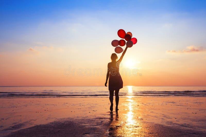 Il concetto di speranza o di motivazione, segue il vostro sogno immagini stock libere da diritti