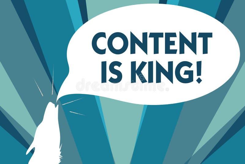 Il contenuto concettuale di rappresentazione di scrittura della mano è re La foto di affari che montra le parole che cosa vende i royalty illustrazione gratis