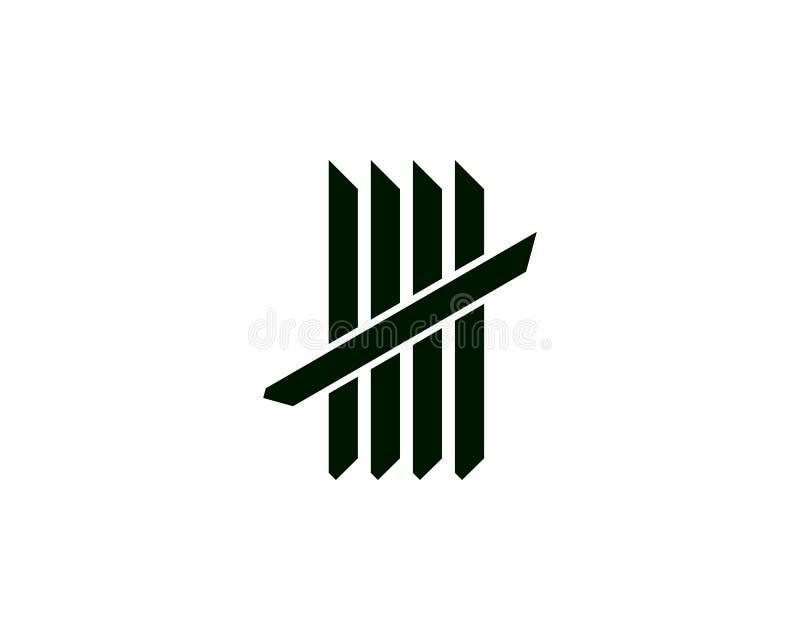 Il controllo segna il logo royalty illustrazione gratis