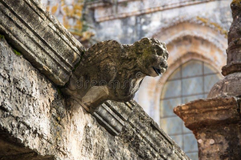 Il convento di Cristo immagini stock libere da diritti