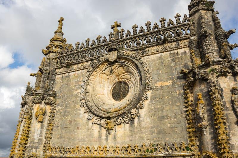 Il convento di Cristo immagini stock