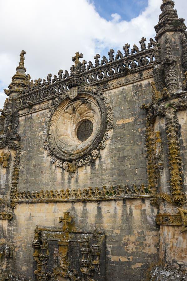 Il convento di Cristo immagine stock