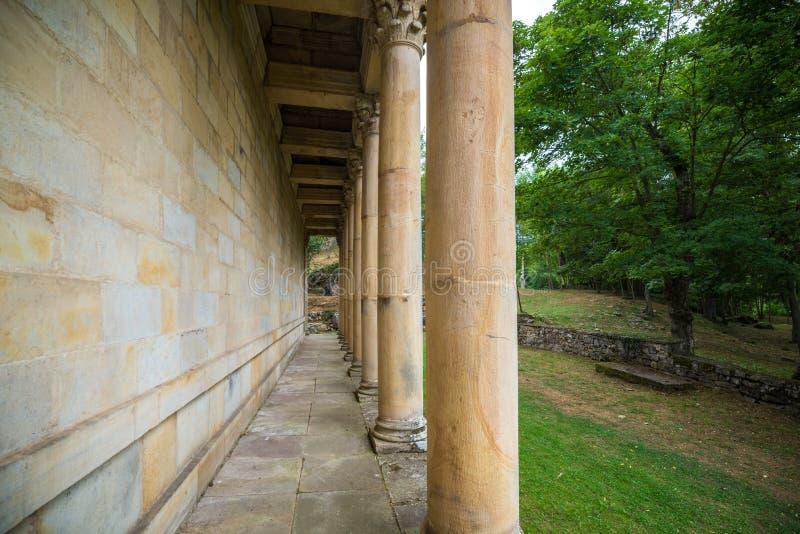 Il copie le temple romain photographie stock libre de droits