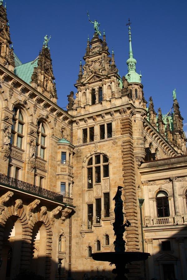 Download Il Corridoio Di Città Di Amburgo Immagine Stock - Immagine di germany, facade: 7315223