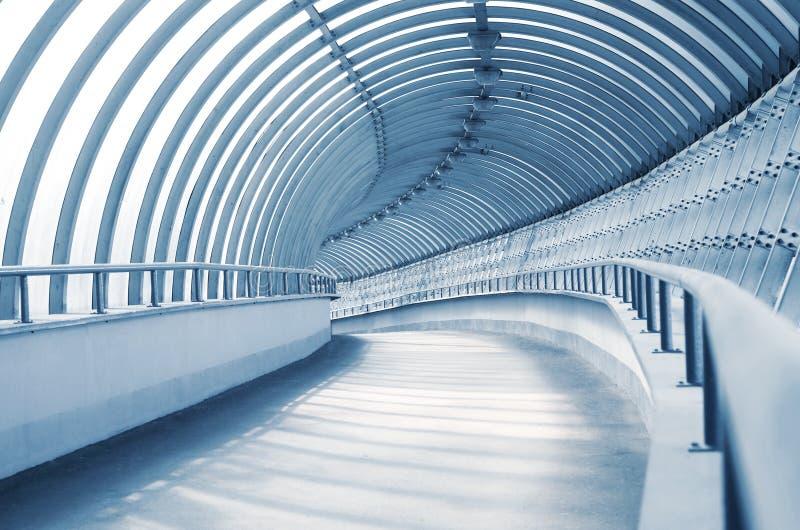 Il corridoio lungo fotografia stock libera da diritti
