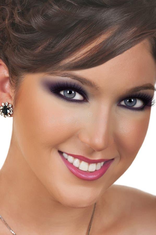 Il cosmetico compone immagini stock