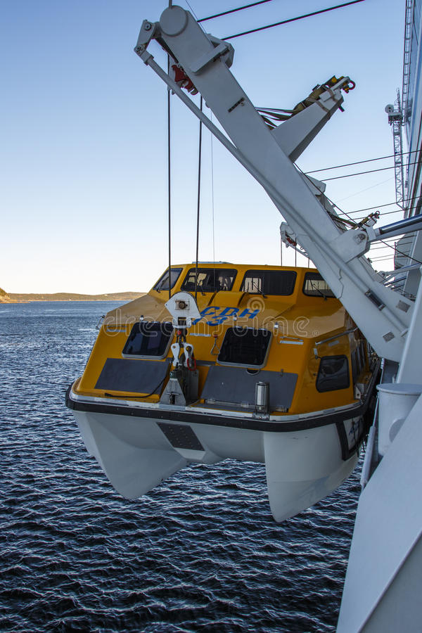 Il crogiolo tenero di nave nel porto di Antivari, Stati Uniti, 2015 fotografia stock libera da diritti