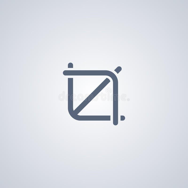 Il croup, struttura, vector la migliore icona piana illustrazione vettoriale