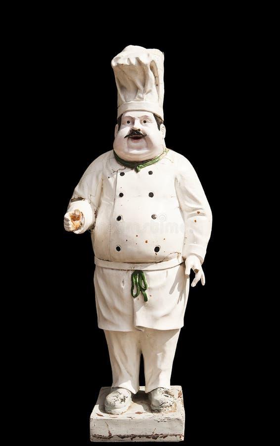 Il cuoco italiano immagini stock