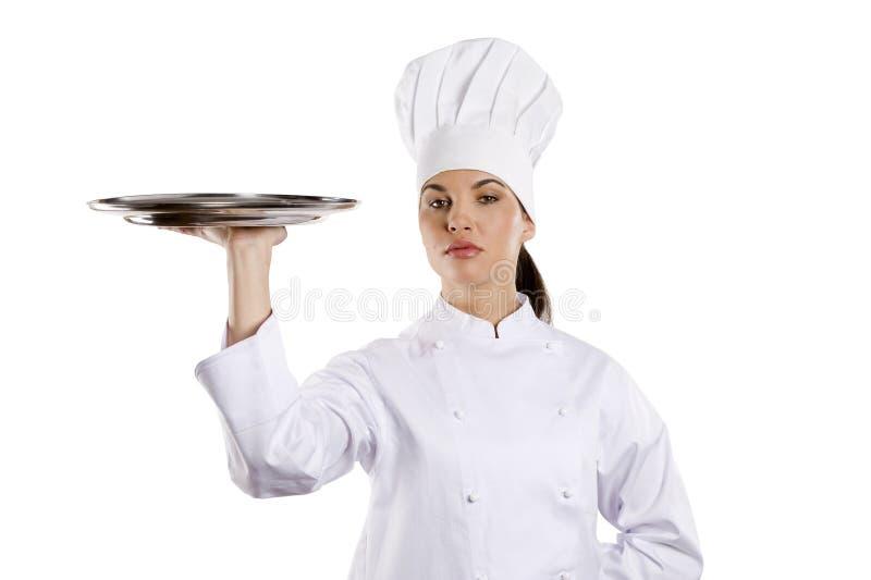 Il cuoco unico fotografie stock libere da diritti