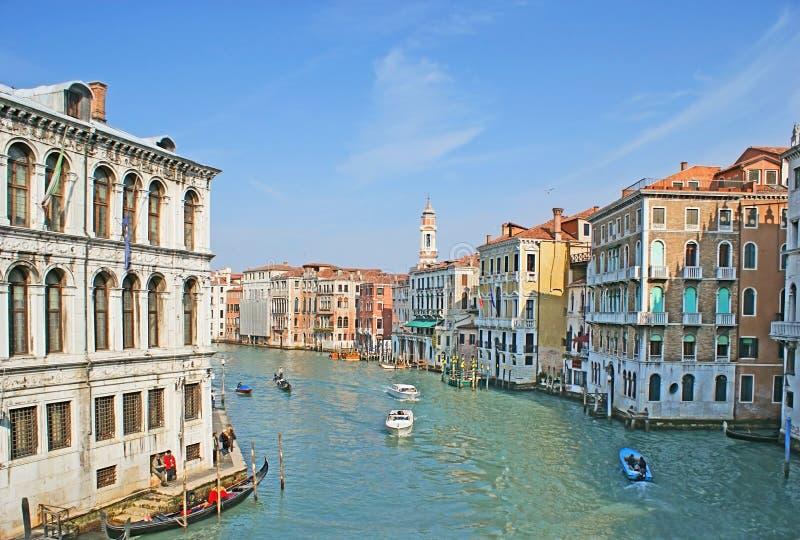 Il cuore di Venezia fotografie stock libere da diritti
