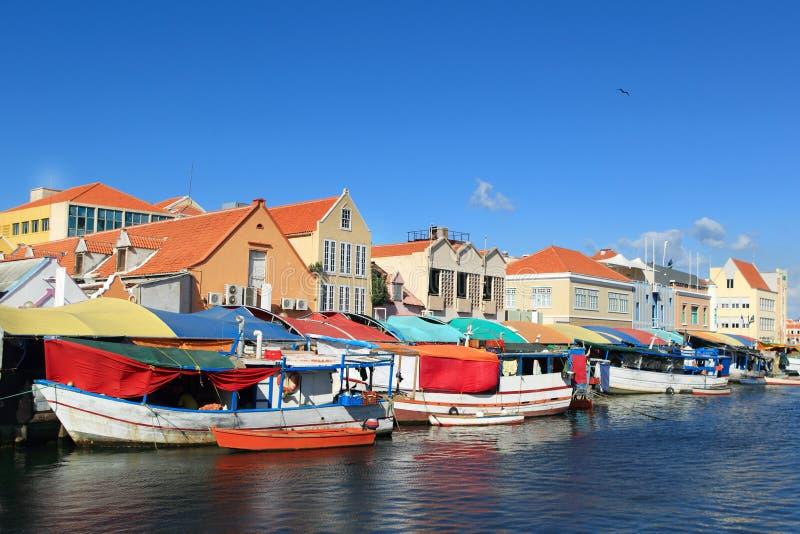 Il Curacao fotografia stock libera da diritti