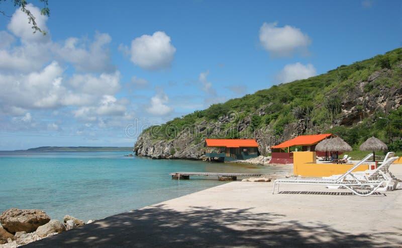 Il Curacao fotografia stock