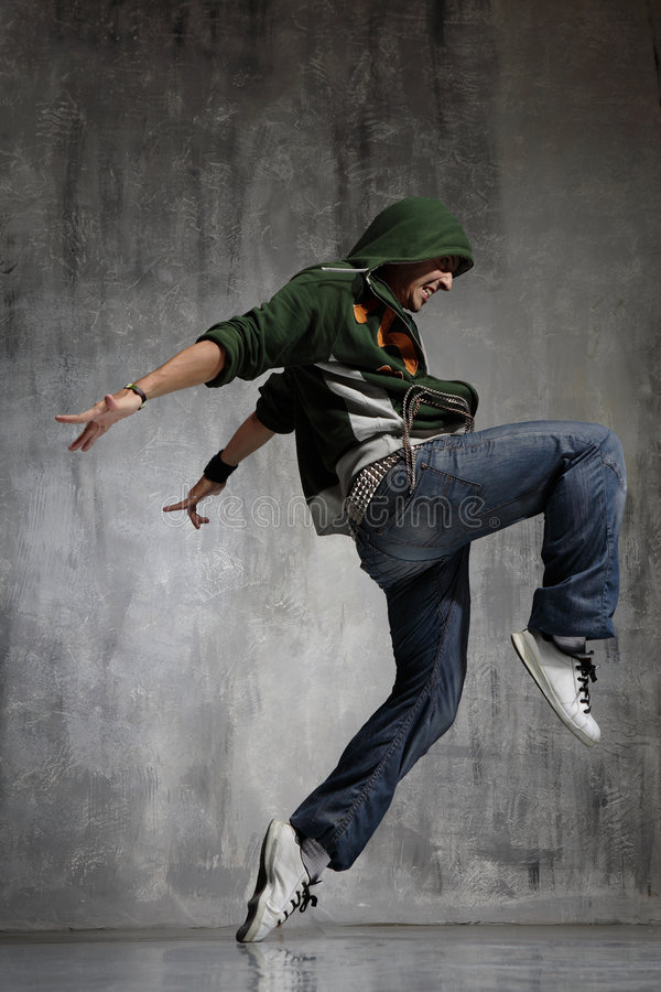 Il danzatore fotografia stock libera da diritti