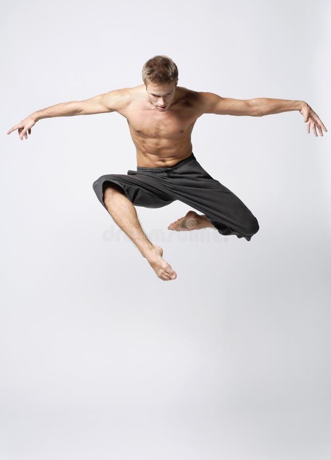 Il danzatore fotografie stock
