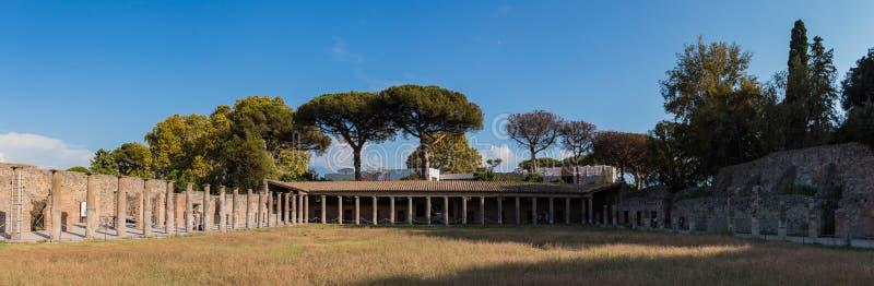 Il ` dei gladiatori barracks II immagine stock