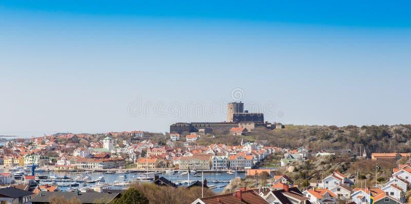 Il distretto di Marstrand fotografia stock libera da diritti