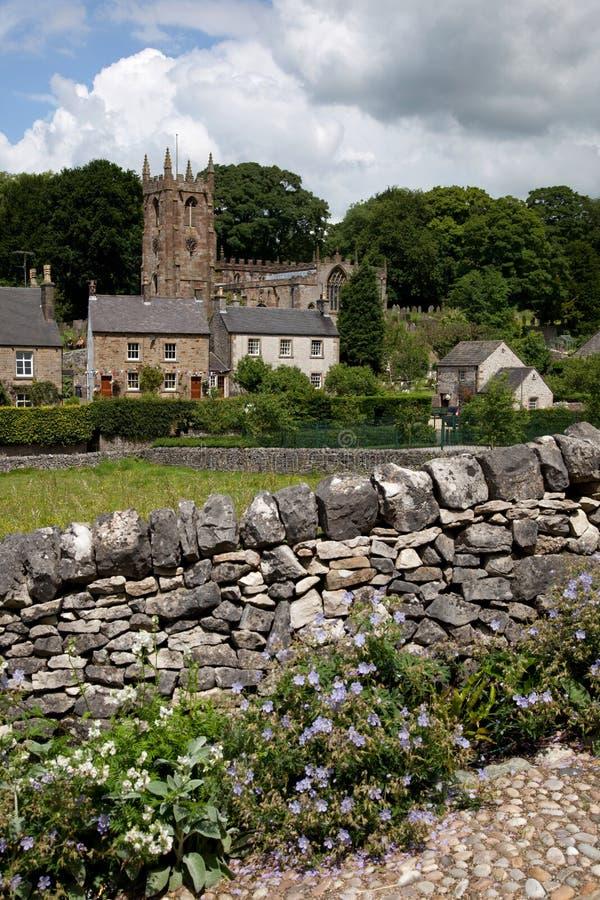 Il distretto di punta - villaggio di Hartingdon immagini stock libere da diritti