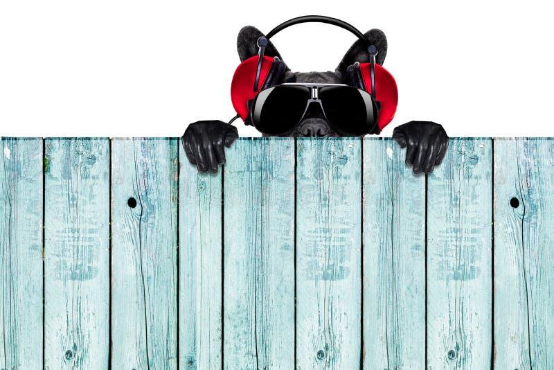 Il DJ insegue immagini stock libere da diritti