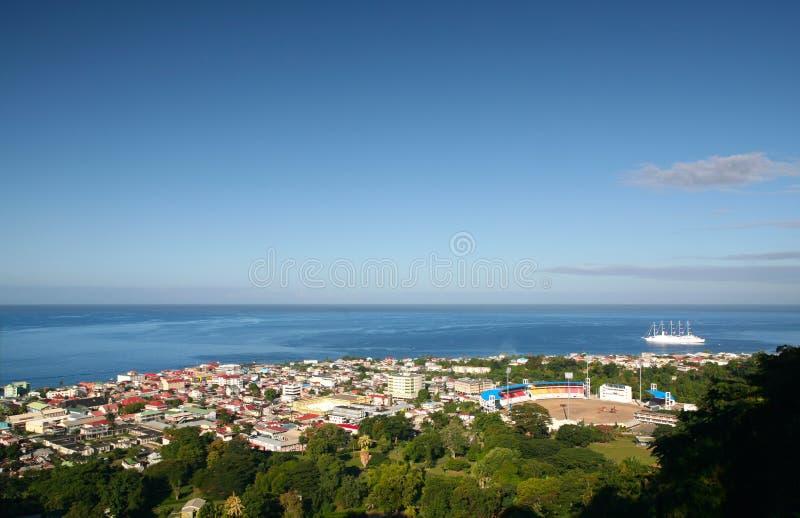 Il Dominica fotografia stock libera da diritti