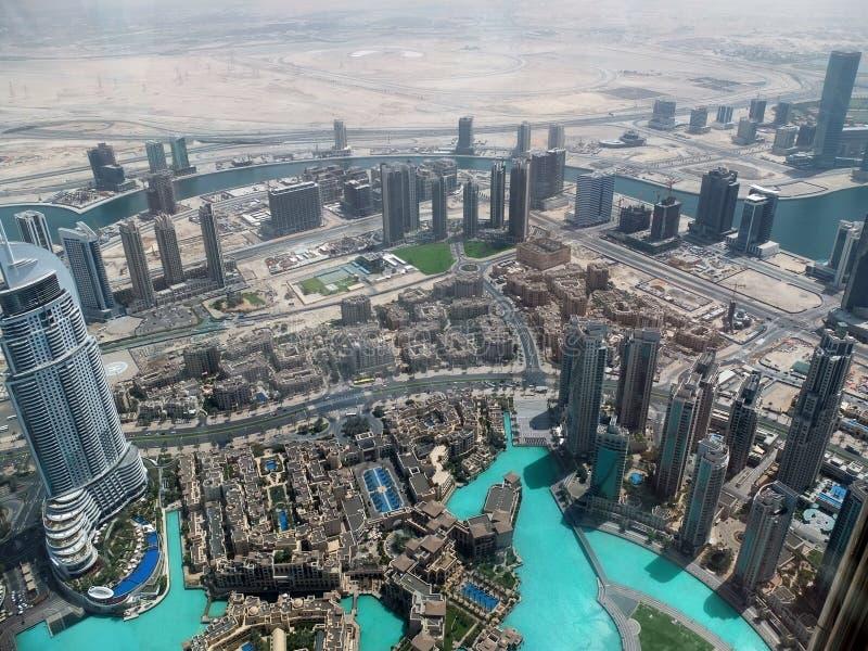 Il Dubai fotografie stock
