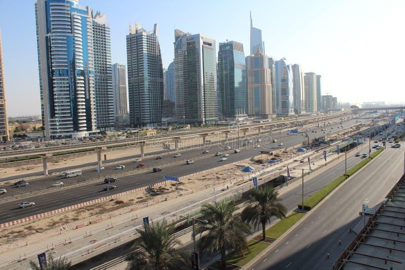 Il Dubai fotografia stock libera da diritti