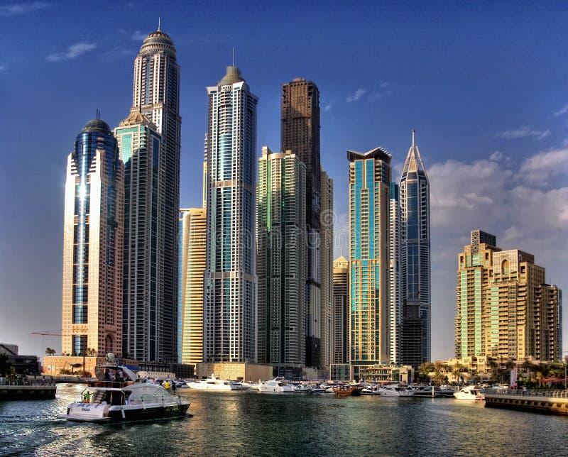 Il Dubai UAE immagine stock