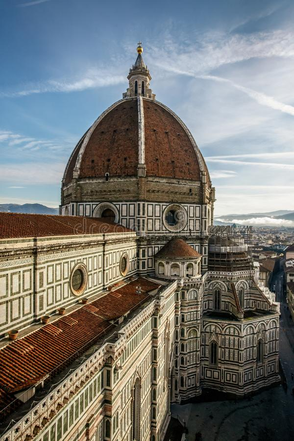 Il Duomo - Florence Cathedral, Florence, Italy royalty free stock photography