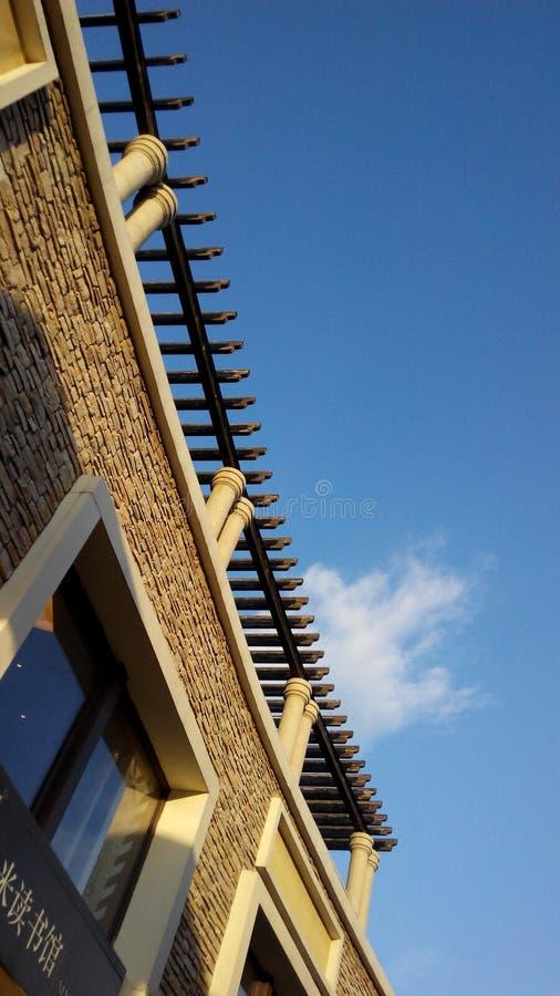 Il exotism di Pechino fotografie stock