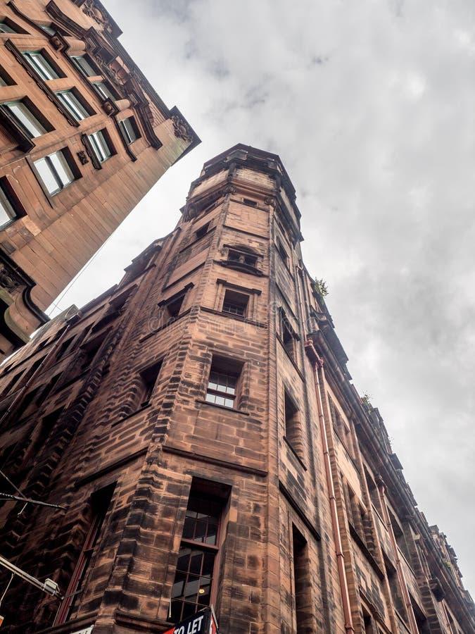 Il faro, Glasgow fotografia stock