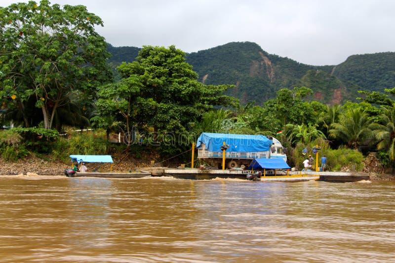 Il fiume di Beni immagine stock libera da diritti
