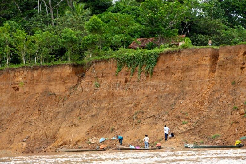 Il fiume di Beni immagini stock libere da diritti