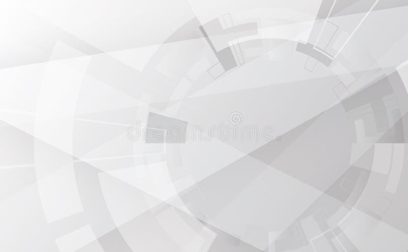 Il fondo astratto, lerciume retro per uso nella progettazione, allinea il fondo reso illustrazione di stock