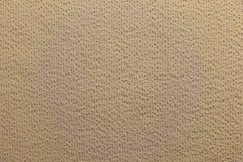La scanalatura è affiorato muro di cemento fotografia stock libera da diritti