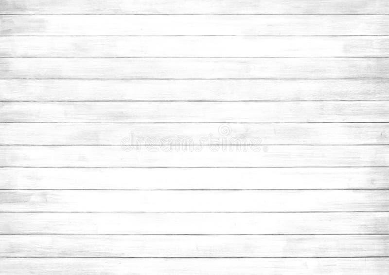 il fondo di legno bianco, può usare per la progettazione interna immagine stock libera da diritti