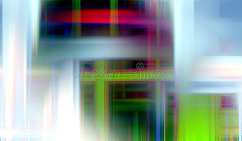 Il fondo molle luminoso variopinto delle geometrie, miscela molle contrappone, grafici Priorità bassa e struttura astratte fotografie stock libere da diritti
