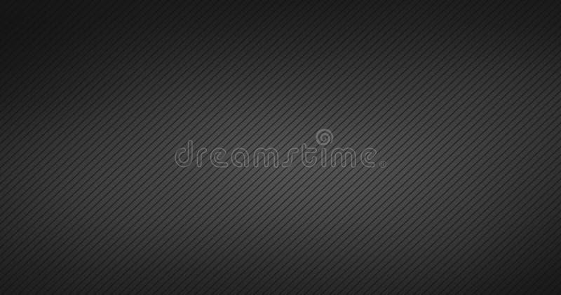Il fondo a strisce del nero dell'estratto, progettazione moderna, può essere usato per i apps o le presentazioni Illustrazione di illustrazione vettoriale