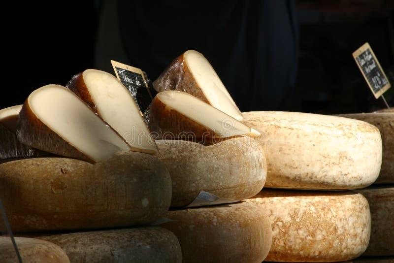 Il formaggio fotografie stock libere da diritti
